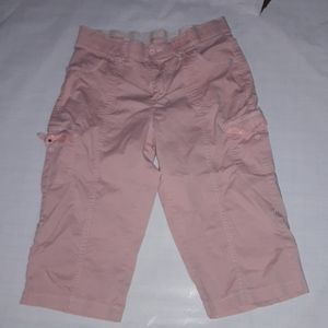 Lee comfort waistband Capri pants sz 12